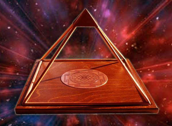 pyramide classique dintrieur
